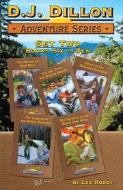 Cover of: DJ Dillon Adventure Series Set 2