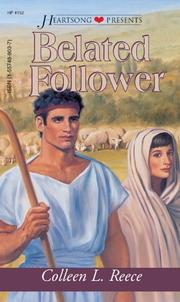 Cover of: Belated Follower (Heartsong Presents #152)