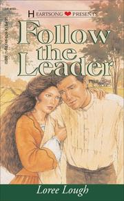 Cover of: Follow the Leader (Heartsong Presents #151)