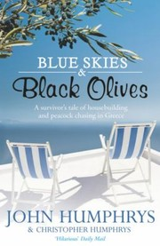 Cover of: Blue Skies  Black Olives