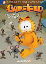 Garfield & co: A Game of Cat and Mouse