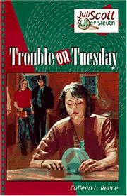 Cover of: Trouble on Tuesday (Juli Scott Super Sleuth, Book 2)
