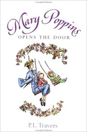 Cover of: Mary Poppins Opens the Door