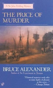 Cover of: The Price of Murder