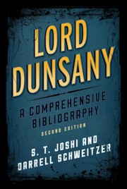 Cover of: Lord Dunsany