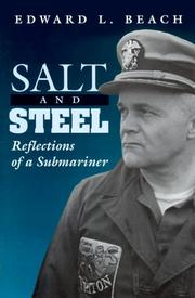 Cover of: Salt and steel
