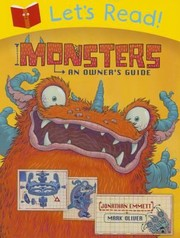 Cover of: Lets Read Monsters
