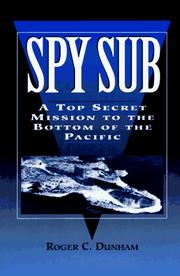 Cover of: Spy Sub