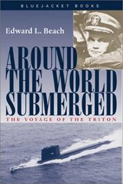 Cover of: Around the world submerged