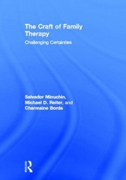 Cover of: The Craft of Family Therapy
