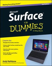Cover of: Surface For Dummies