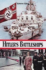 Cover of: Hitler's battleships