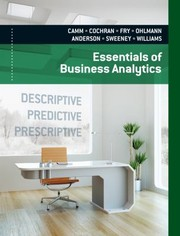 Cover of: Essentials of Business Analytics