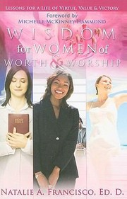 Cover of: Wisdom for Women of Worth  Worship