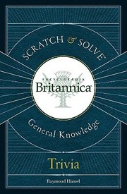 Cover of: Encyclopaedia Britannica General Knowledge Trivia