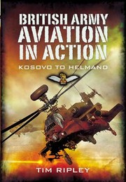 Cover of: British Army Aviation in Action