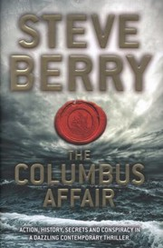 Cover of: The Columbus Affair Steve Berry