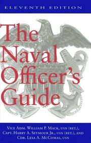 The naval officer's guide by William P. Mack