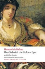 Cover of: The Girl with the Golden Eyes and Other Stories