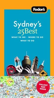 Cover of: Fodors Sydneys 25 Best With PullOut Map