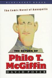 Cover of: The return of Philo T. McGiffin