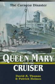 Cover of: Queen Mary and the cruiser | David Arthur Thomas