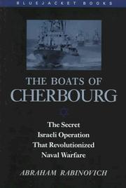 Cover of: The Boats of Cherbourg | Abraham Rabinovich