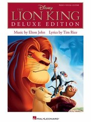 Cover of: The Lion King  Deluxe Edition