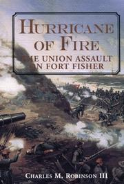 Cover of: Hurricane of fire