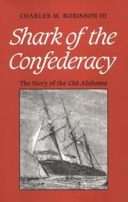 Cover of: Shark of the Confederacy