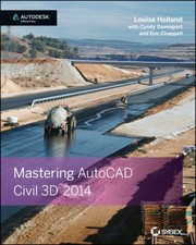 Cover of: Mastering AutoCAD Civil 3D 2014