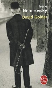 Cover of: David Golder