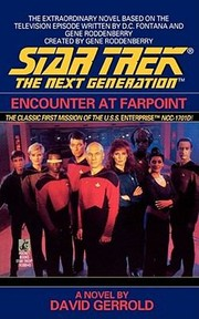 Cover of: Encounter at FarPoint