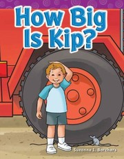 Cover of: How Big Is Kip