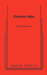 Cover of: Elephant Sighs