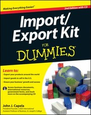 Cover of: ImportExport Kit for Dummies With CDROM