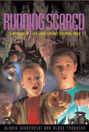 Cover of: Running Scared A Mystery In Carlsbad Caverns National Park