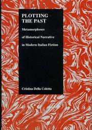 Cover of: Plotting the past