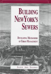 Cover of: Building New York