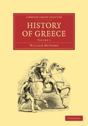 Cover of: The History of Greece