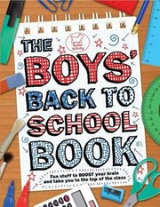 Cover of: The Boys Back to School Book