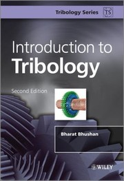 Cover of: Introduction to Tribology
