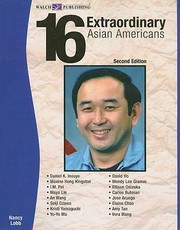 Cover of: 16 Etraordinary Asian Americans