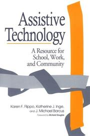 Cover of: Assistive Technology | Karen F. Flippo