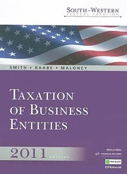 Cover of: Taxation of Business Entities With CDROM and Access Code