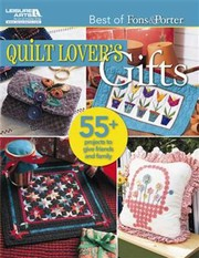 Cover of: Quilt Lovers Gifts