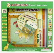 Cover of: Martha Speaks about Learning Boxed Set