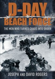 Cover of: Dday Beach Force
