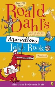 Cover of: Roald Dahls Marvellous Joke Book