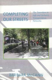 Cover of: Completing Our Streets